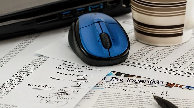 Tax Forms Income Business Paperwork Finance