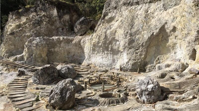 Tengchong Yunnan hot springs in China, where some of the newly described Brockarchaeota were collected. CREDIT Jian-Yu Jiao/Sun Yat-Sen University