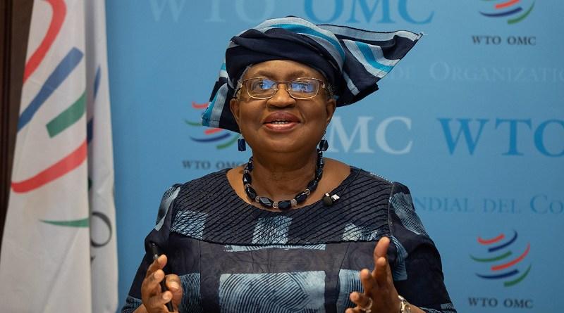 WTO Director General Okonjo-Iweala. Photo Credit: WTO