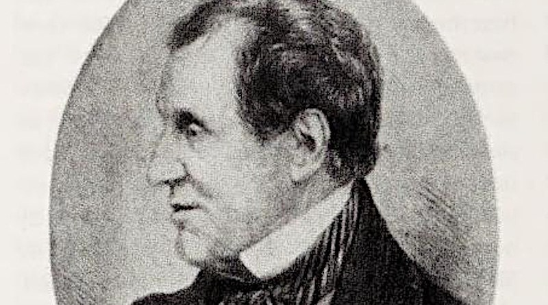 Sir James Emerson Tennent. Credit: Unknown author - Wright, Arnold (1907) , p. 136, Wikipedia Commons