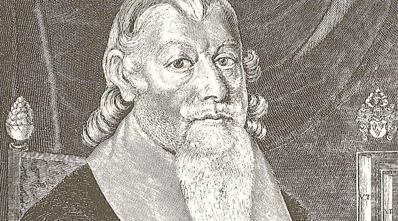 Peder Winstrup (1605-1679), Danish-Swedish clergyman and scholar; bishop of Lund 1638-1679. Source: Wikipedia Commons