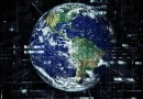 Globe Earth Internet Globalisation Technology Network