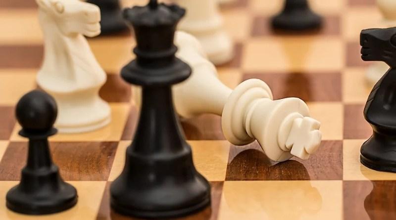 Checkmate Chess Board Chess Board Resignation