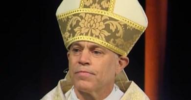 File photo of Archbishop Salvatore J. Cordileone. Photo Credit: Steubenville Conferences, Wikipedia Commons.