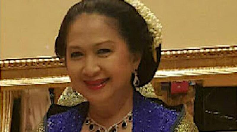 Nirmala Chandra Motik Yusuf (Photo supplied)
