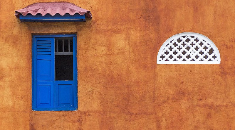 Caribbean Window Building Colonial Shutters Architecture
