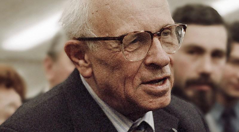 Andrey Sakharov. Photo Credit: RIA Novosti archive, Wikipedia Commons