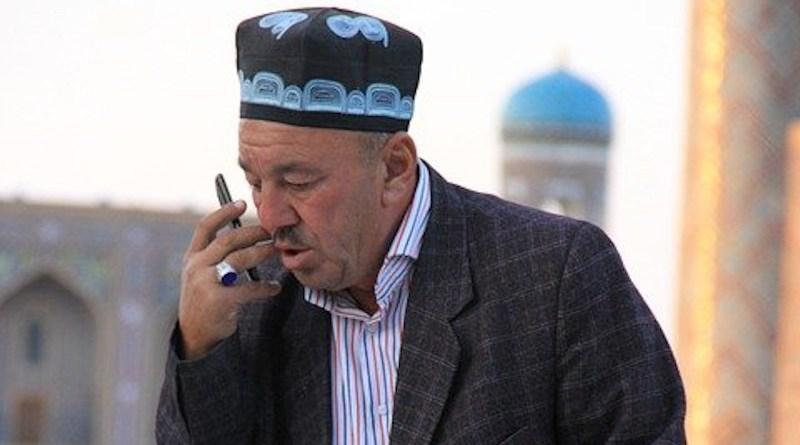 Muslim Islam Uzbek Uzbekistan Men's Man Phone Shop