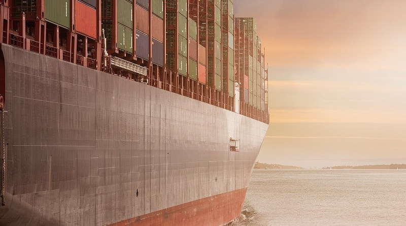 Shipping Trade Container Container Ship Port Logistics
