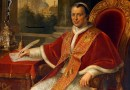 Painting of Pope Pius IX, 1847, author unknown. Credit: Wikipedia Commons