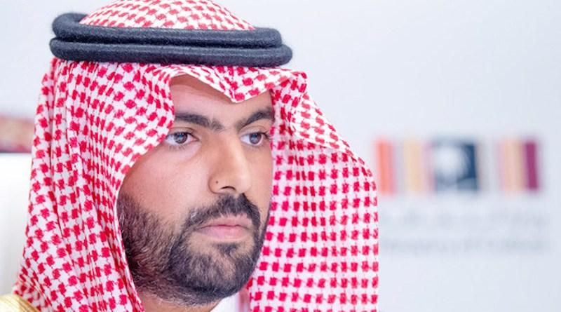 Saudi Cultural Minister Prince Badr bin Abdullah bin Farhan. (SPA)