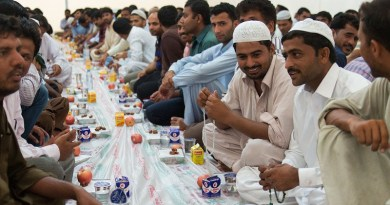 Ramadan Religion Culture Breakfast Islam Food