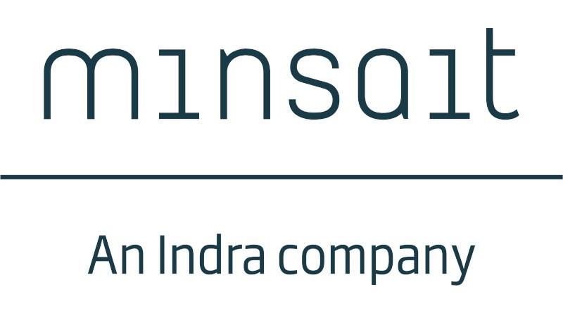 Minsait Indra logo