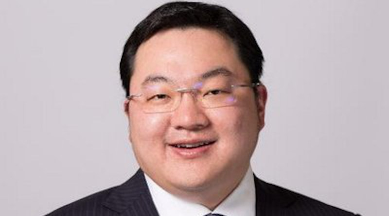 Malaysian financier Low Taek Jho. Photo Credit: Twitter