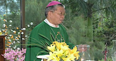 Sacred Heart Archbishop Petrus Canisius Mandagi of Merauke in Papua was reportedly targeted by Islamic suicide bombers during two failed assassination attempts this year. (Photo: Konradus Epa/UCA News)