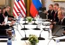 US President Joe Biden with Russia's President Vladimir Putin in Geneva Summit. Photo Credit: Tass, Kremlin.ru