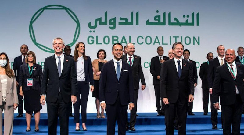 Meeting of Foreign Ministers of the Global Coalition to Defeat ISIS in Rome. Photo by Italian Ministry of Foreign Affairs and International Cooperation