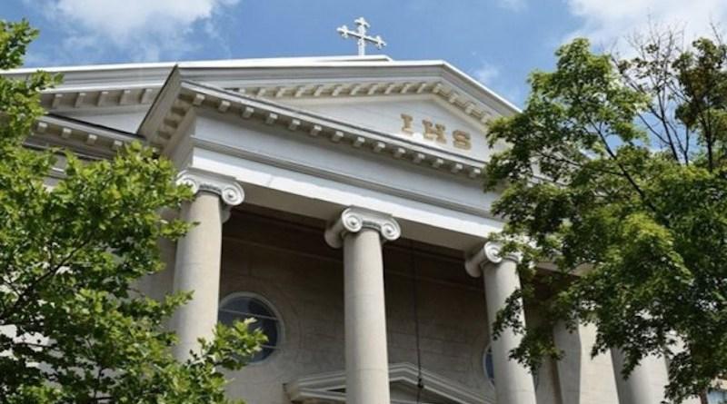 Holy Trinity Catholic Church, Georgetown, Washington, D.C./ Holy Trinity Catholic Church