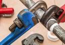 Plumbing Pipe Wrenches Plumber Repair Maintenance