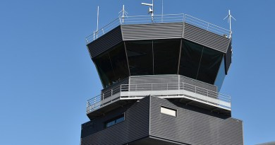 Control Tower Airport Travel Aviation Transport