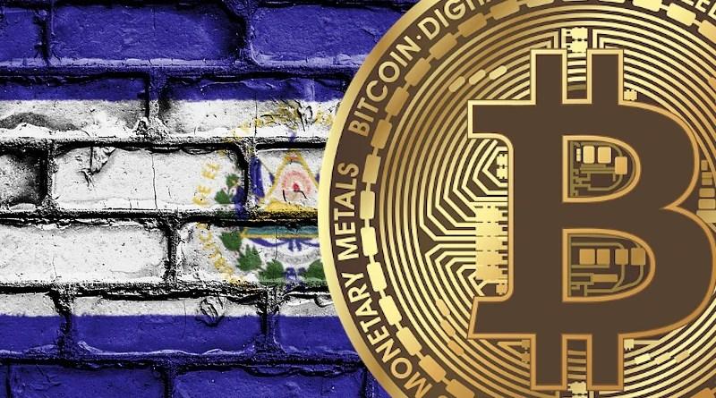 el salvador flag bitcoin