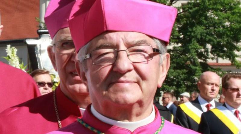 Archbishop Sławoj Leszek Głódź./ Joanna Adamik (public domain).