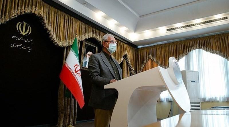Iranian government spokesman Ali Rabiee. Photo Credit: Tasnim News Agency