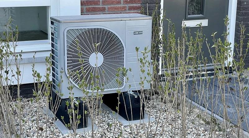 heat pump renewable energy