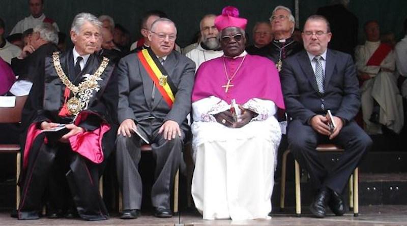 Cardinal Laurent Monsengwo. Photo Credit: Carolus, Wikimedia Commons