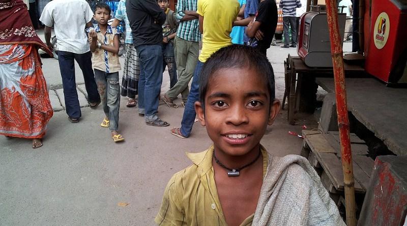 Boy Bangladesh Dhaka Bazaar Asia