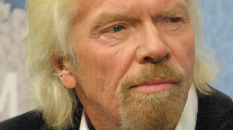 File photo of Sir Richard Branson. Photo Credit: Chatham House, Wikipedia Commons