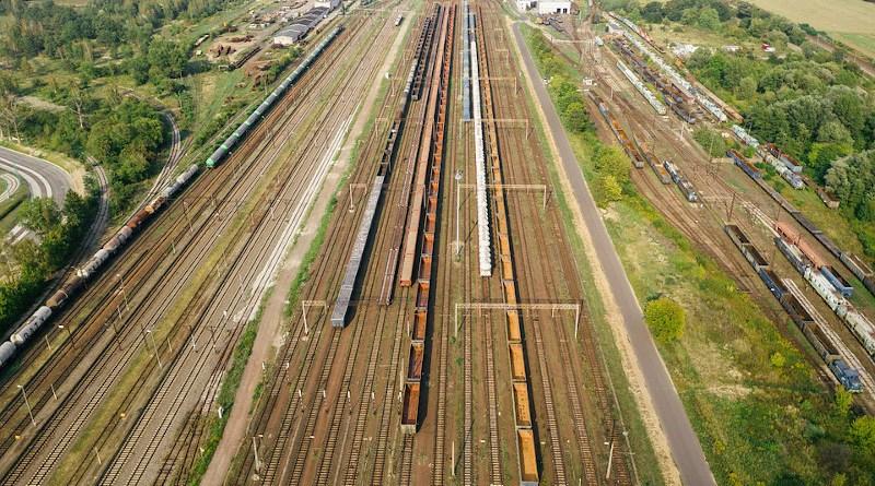 Train Trains Railway Transport Transportation