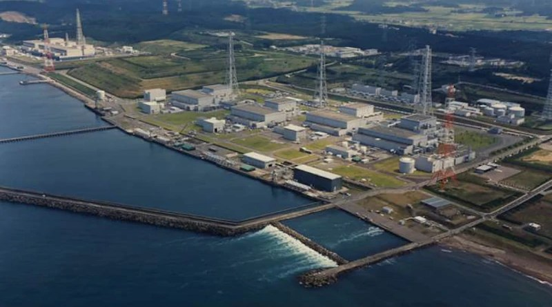 Japan's Kashiwazaki-Kariwa nuclear power plant (Image: Tepco)