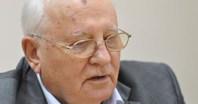 Russia's Mikhail Gorbachev. Photo Credit: Вени Марковски, Wikimedia Commons