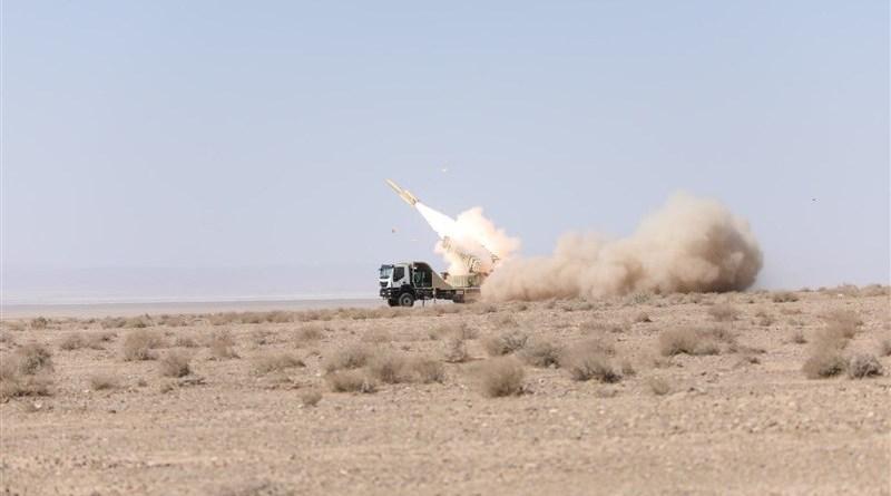 Iran's Mersad Missile Defense System. Photo Credit: Tasnim News Agency