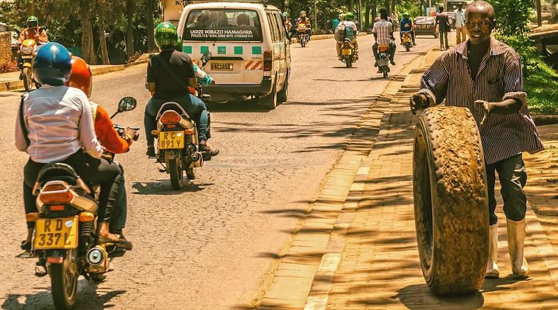 iKgali Rwanda Africa Travel Tourism City Road