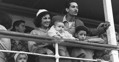 Moroccan Jewish immigrants arriving in Israel, 1954. Photo Credit: Fritz Cohen, Wikipedia Commons
