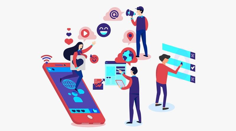Social Media Social Marketing Internet Mobile