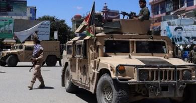 Taliban in Kundaz, Afghanistan. Photo Credit: Fars News Agency