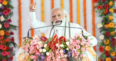 India's Prime Minister Narendra Damodardas Modi. Photo Credit: India PM Office