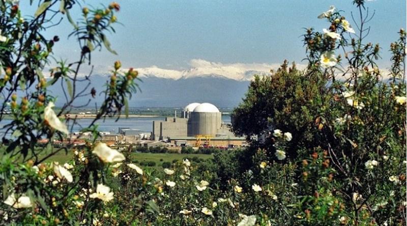 The Almaraz plant in western Spain (Image: CSN)