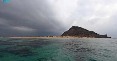 Asir province is located in Saudi Arabia's southwestern region and along the Red Sea coast. (SPA)