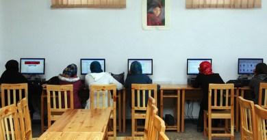 Afghanistan Women On Internet Females Classroom