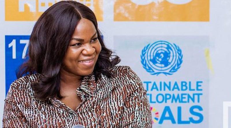 Damilola Ogunbiyi. Credit: UNDESA.