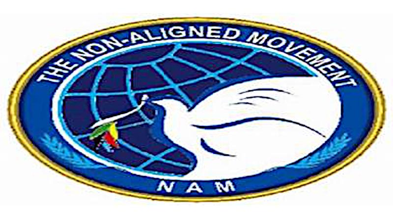 Non-Alignment Movement logo