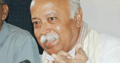 File photo of Dr. Mohan Bhagwat. Photo Credit: vishal dutta photo's, Wikipedia Commons