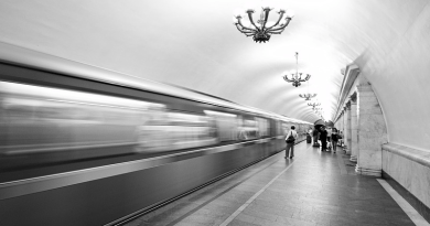 metro subway russia moscow