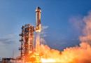 File photo of Blue Origin launch. Photo Credit: Blue Origin