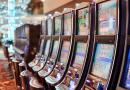 Gambling Slot Machine Casino Game Play Win