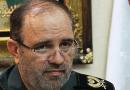 East Azerbaijan Province's governor, General Abedin Khorram (file photo, Radio Farda)
